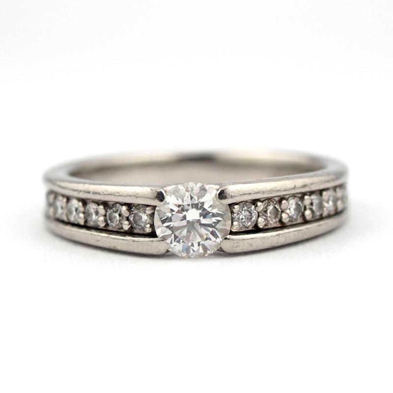 静岡きたがわ宝石のジュエリー修理 指輪の磨き