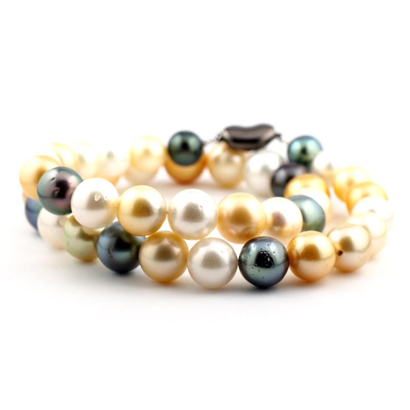 静岡きたがわ宝石のジュエリー修理 真珠の糸換え