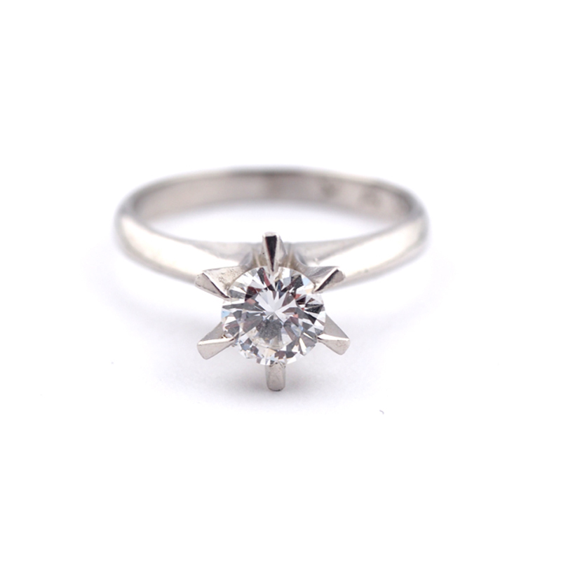 静岡きたがわ宝石のジュエリー修理 昔の婚約指輪