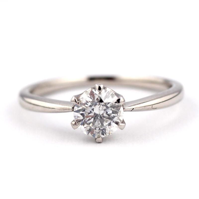 静岡きたがわ宝石のジュエリー修理 婚約指輪のサイズ直し