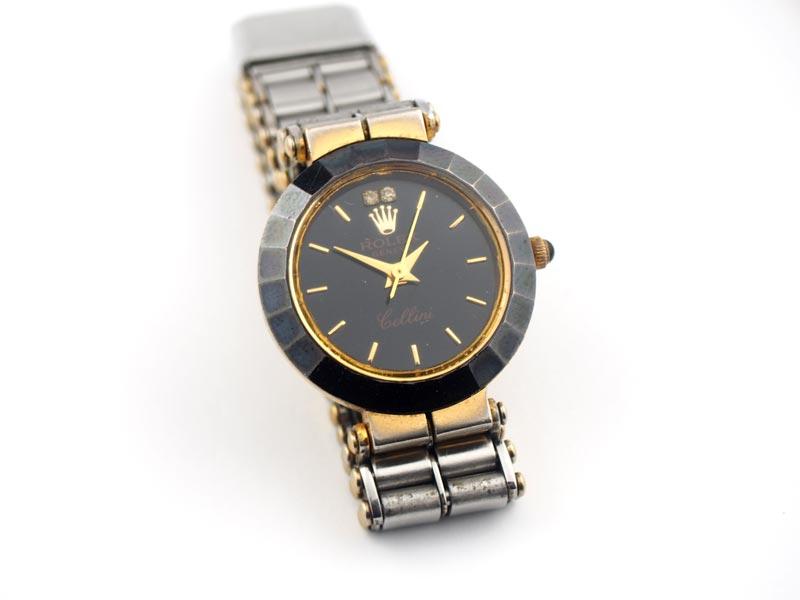 静岡きたがわ宝石の時計修理 ロレックス?の電池交換