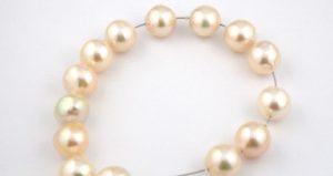 静岡きたがわ宝石の修理メニュー 真珠ネックレスの糸換え