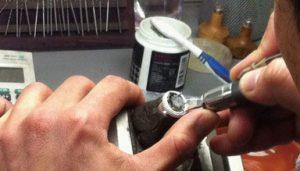 静岡きたがわ宝石の修理加工技術