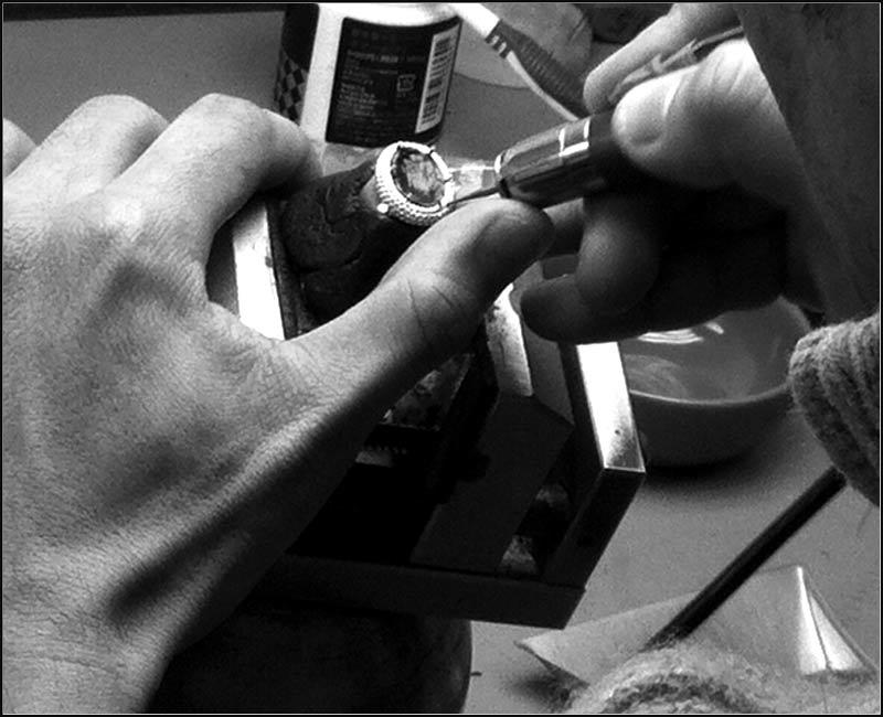 結婚指輪のクリーニング