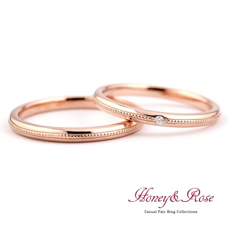 ハニーアンドローズの結婚指輪10