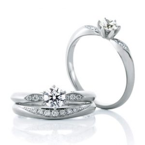 カフェリングの結婚指輪