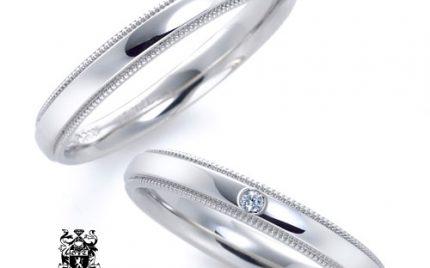 結婚指輪のデザインは?ストレートとウェーブの特徴とは【静岡市】