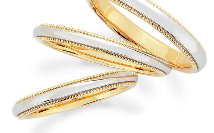 鍛造のマリッジリング(結婚指輪)グランジュール・静岡KITAGAWA Bridal