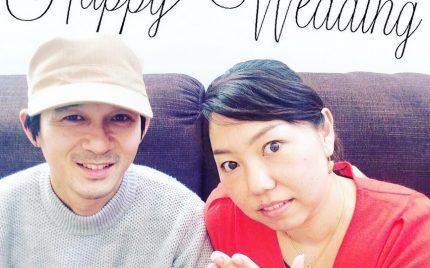 結婚指輪ご成約のお客様 静岡市清水区のマッキー様