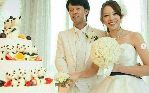 婚約指輪と結婚指輪ご成約のお客様 静岡県のパンダ様ご夫妻
