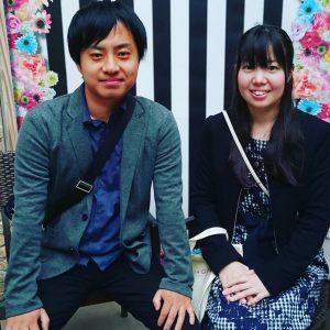 結婚指輪ご成約 静岡県静岡市のさや&モリオ様ご夫妻