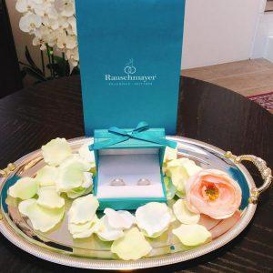 結婚指輪ご成約のお客様 ベンちゃん&あっちゃん様ご夫妻 静岡県富士市