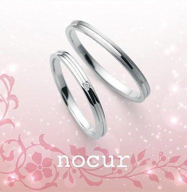 nocurノクルの結婚指輪