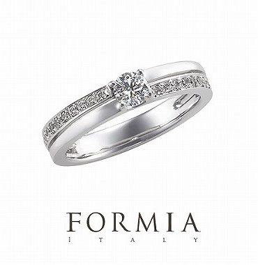 フォルミアのエンゲージリング(婚約指輪)【静岡KITAGAWA Bridal】