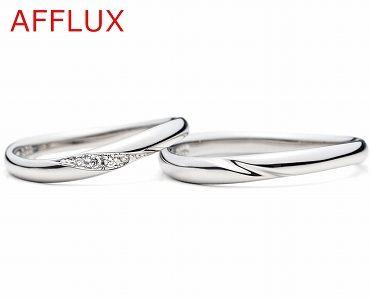 アフラックスのマリッジリング(結婚指輪)20 静岡KITAGAWA Bridal