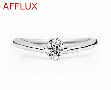 アフラックスのエンゲージリング(婚約指輪)14 静岡KITAGAWA Bridal