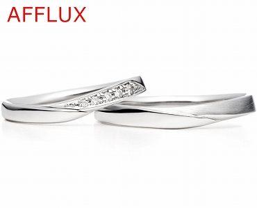アフラックスのマリッジリング(結婚指輪)16 静岡KITAGAWA Bridal