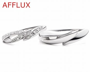 アフラックスのマリッジリング(結婚指輪)27 静岡KITAGAWA Bridal