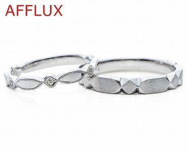 アフラックスのマリッジリング(結婚指輪)4 静岡KITAGAWA Bridal