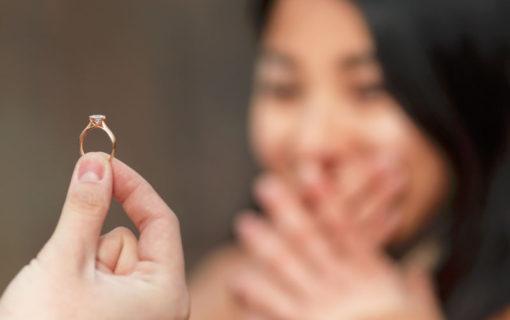 静岡の婚約指輪サプライズプロポーズ