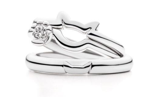 AFFLUXの結婚指輪N.E.K.O.