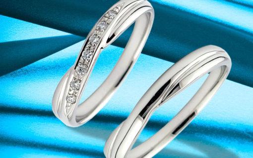 数量限定の結婚指輪