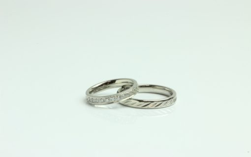 耐久性のある結婚指輪