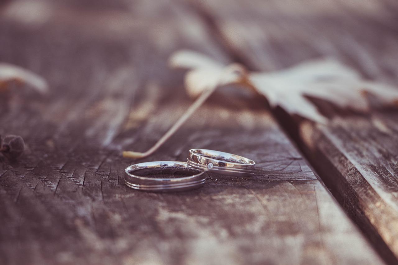 結婚指輪のつけ心地