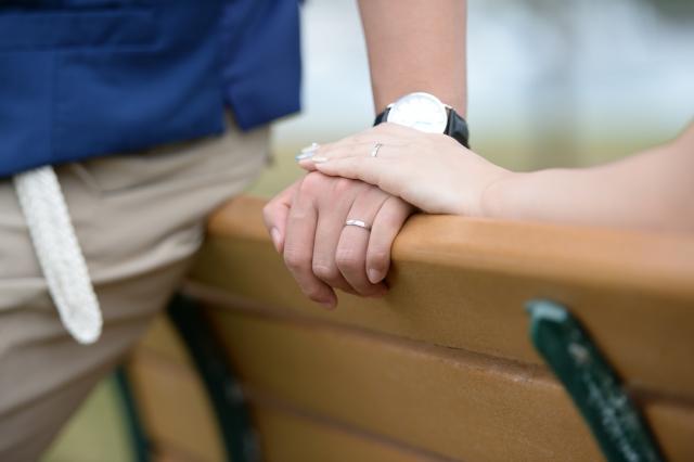 結婚指輪の幅