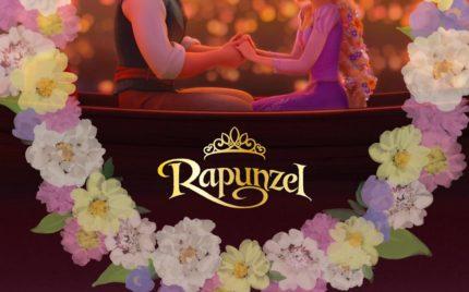 ディズニープリンセス『ラプンツェル』ブライダルコレクションの結婚指輪を期間限定で発売【静岡市】