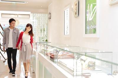 静岡の結婚指輪・婚約指輪専門店ANNIVERSARY