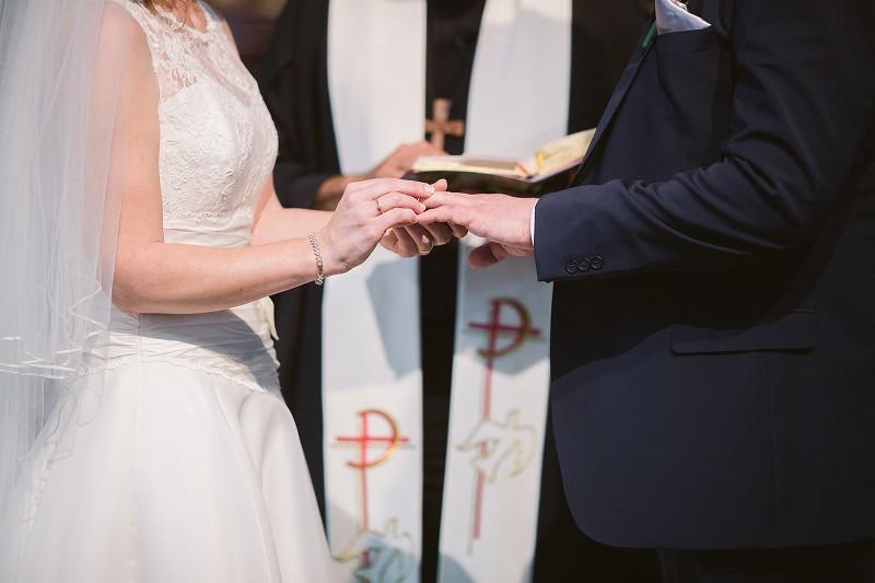 結婚式で行う指輪交換を美しく見せるコツ【静岡市】