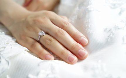 マナーがある?婚約指輪の着用が適したタイミングとは【静岡市】