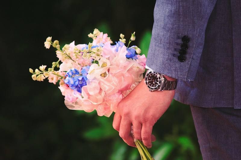 プロポーズに使える!花言葉10選【静岡市】