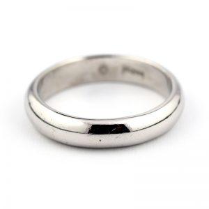 静岡きたがわ宝石のジュエリー修理 指輪切断と磨き