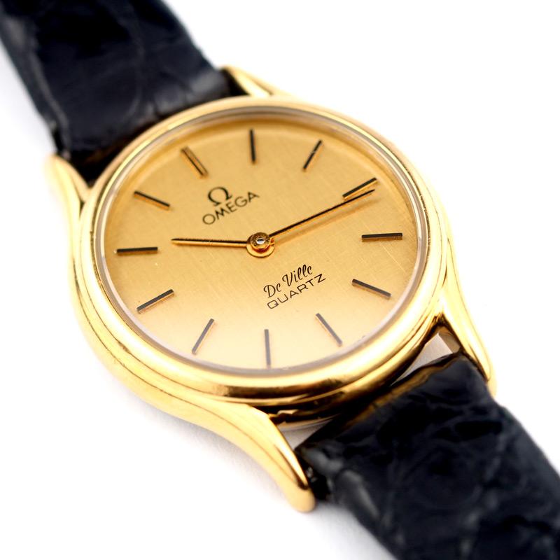 静岡きたがわ宝石の時計修理 オメガの電池交換