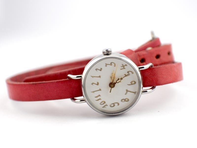 静岡きたがわ宝石の時計修理 ハンドメイド腕時計の電池交換