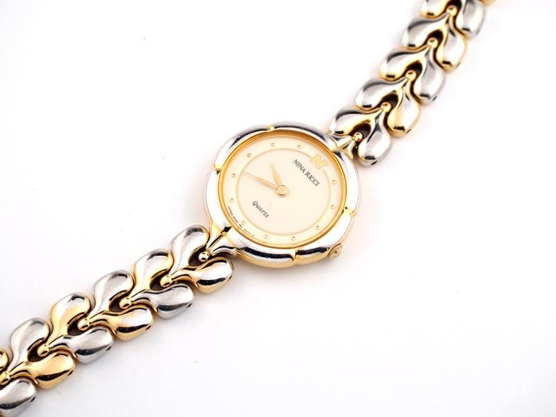 静岡きたがわ宝石の時計修理 ニナリッチの腕時計
