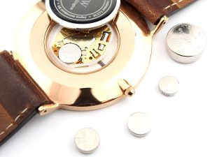 静岡きたがわ宝石の時計修理 電池交換