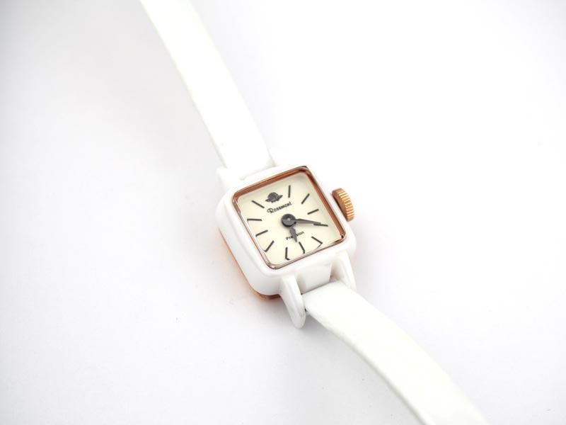 ロゼモン セラミック時計の電池交換