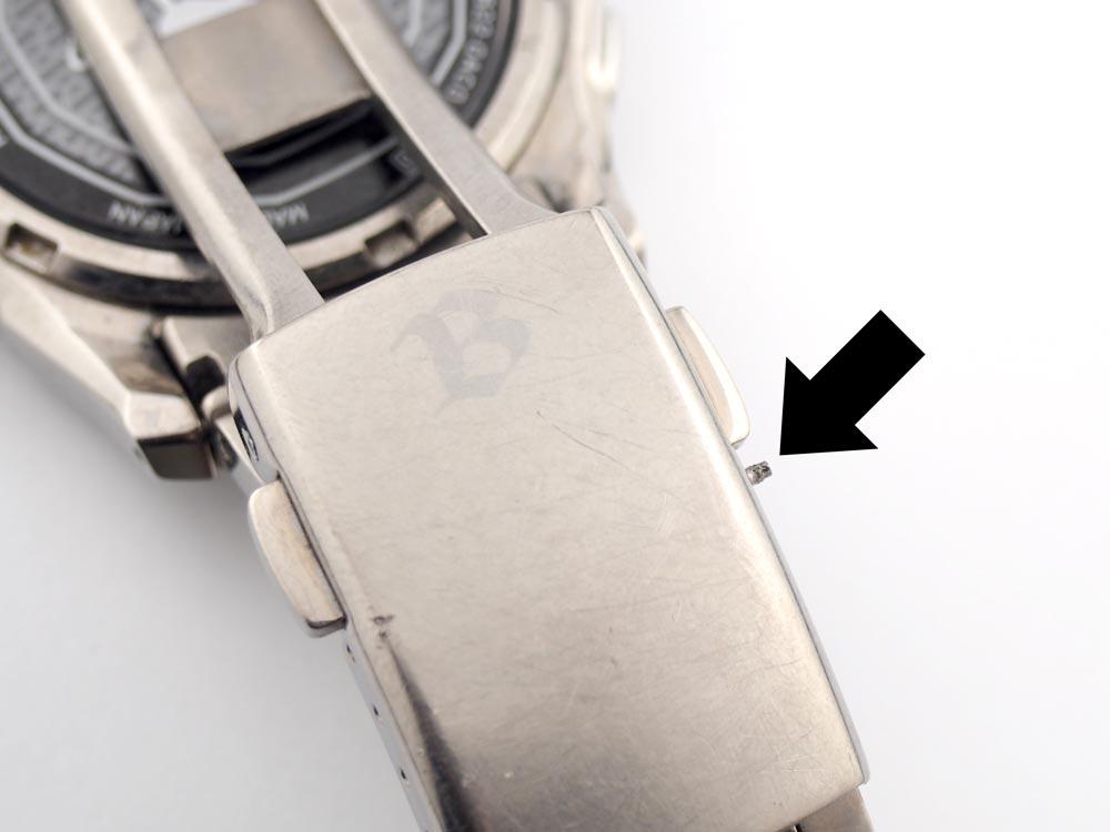 SEIKOブライツのバネ棒修理