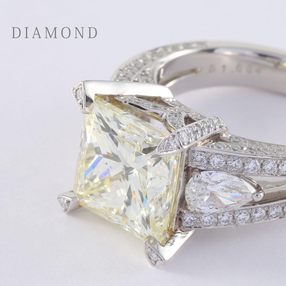 高級ジュエリーエデル 大粒ダイヤモンド
